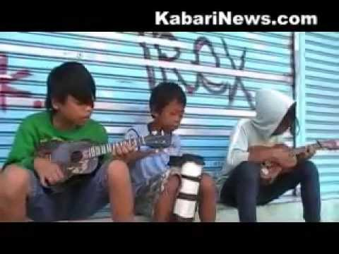Kabari TV - Kisah Teguh Pengamen Jalanan