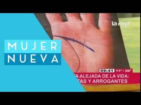 B rbara canale ense a a leer las l neas de las manos youtube - Leer la mano hijos ...