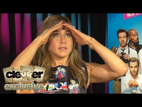 "Jennifer Aniston Plays ""Name That Product"" - Horrible Bosses 2"