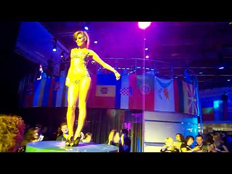 Eurovision 2009 HD - the dancing gogo girls of Eurodom, 2/5