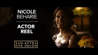 Nicole Beharie Acting Reel