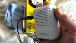 CDV700 with external speaker.AVI