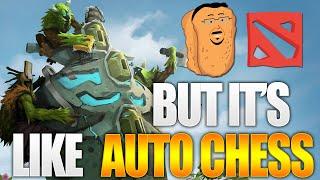 Dota 2 Custom Games - Dota 2 But It's Like Auto Chess