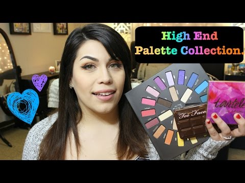 Eyeshadow Palette Collection & Review.