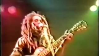 1979-11-13 Bob Marley - Live Uptown Theater Chicago USA - New Video HQ