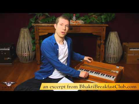 Harmonium 204 - Song: Govinda Jaya Jaya - In The Bhakti Breakfast Club video