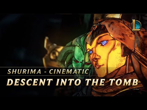 Shurima: Descent Into The Tomb