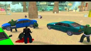 Mod Pack RC8 Gta Snow Andreas V3 5 Mission 28 The Green Sabre (PC).wmv