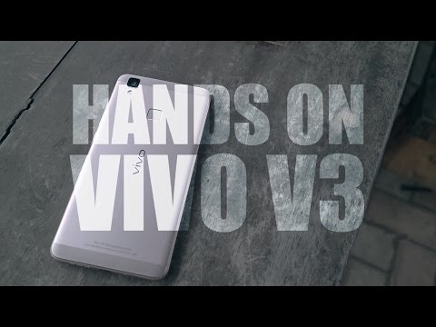 Hands On Vivo V3 Indonesia