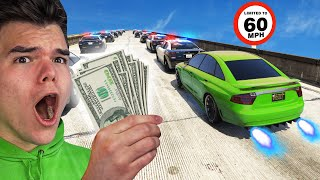 DO NOT Break The Law TO WIN $10,000 in GTA 5! (Challenge)