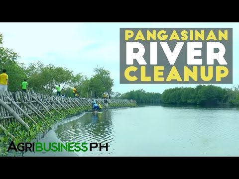 Pangasinan River Cleanup Project-Agribusiness Season 1 Ep 7 Part 3