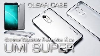 UMI Super (Original Clear Case Test) Stylish & Simple // by s7yler