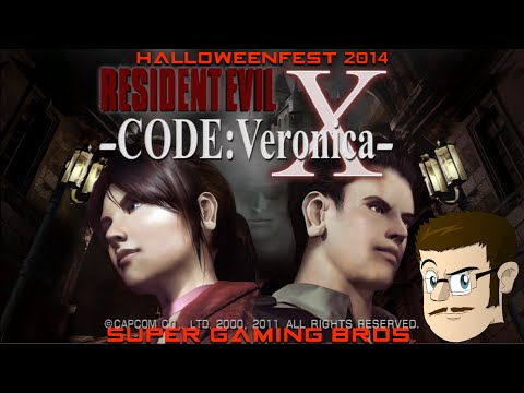 SGB Play: Resident Evil Code: Veronica - Part 1