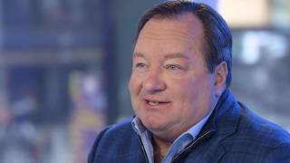 Business Advice from Viacom CEO Bob Bakish