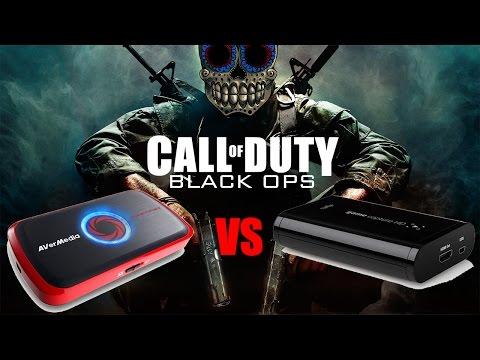 Black Ops 32-09 Gameplay de la novia de Cala | Avermedia vs ElGato