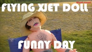 Xjet jokes - Mandoll Action - Funny day at the airfield - Yak 54 Peak Models - Pilot RC Extra