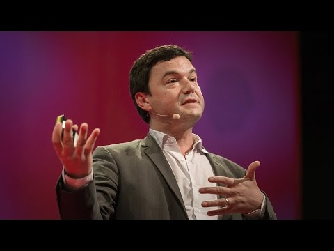 Thumbnail of video Thomas Piketty: New thoughts on capital in the twenty-first century
