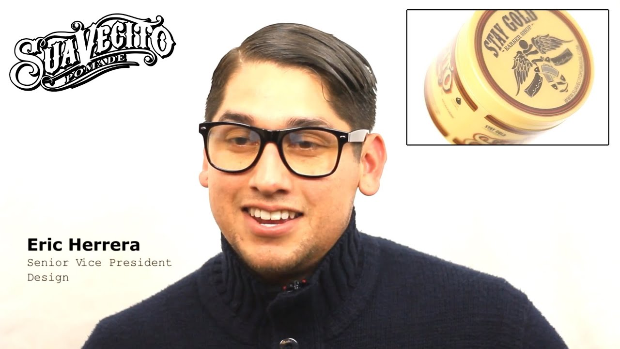 Suavecito Thinner Smoother Highly Advanced Stay Gold