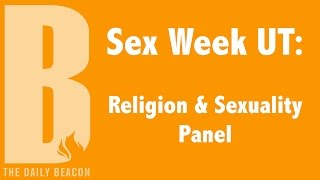 Sex Week to host panel on Religion and Sexuality