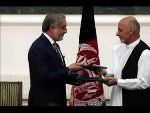 Afghan new president ashraf ghani here a report