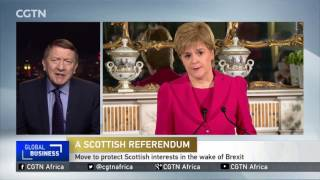 Scotland to seek new independence referendum