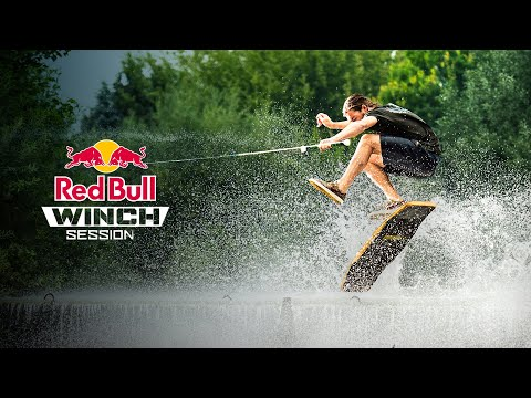Winch Sessions - Wakeskating stair sets and kickers - Episode 5