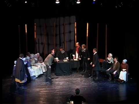 The Crucible Court Scene 1