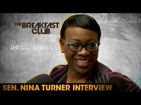 Senator Nina Turner Interview at The Breakfast Club Power 105.1 (04/15/2016)
