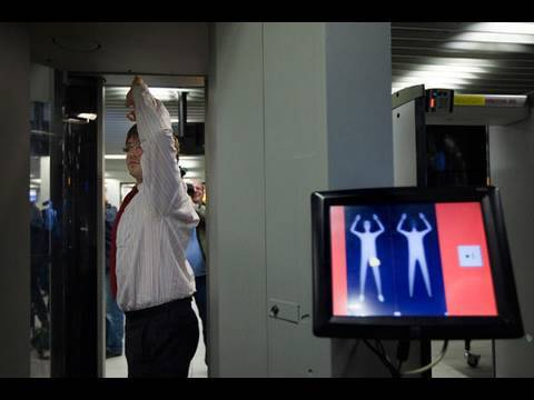 Body Scanner Shows Small Penis, Leads to Fight