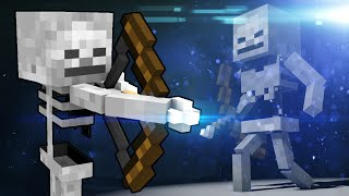 Everything You Need To Know About SKELETONS In Minecraft!