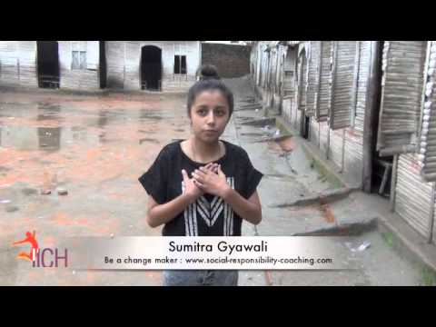 Sumitra Gyawali - Social Entrepreneurship Coaching certified in nepal 2014