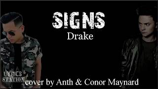 download lagu : Drake - Signs Anth X Conor Maynard Cover gratis