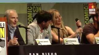 Hunger Games: Mockingjay Part 2 - SDCC full panel (2015)