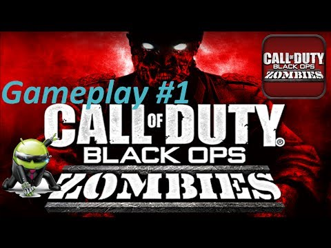 Call Of Duty Black Ops Zombies v1.0.8 Para Android - [Actualizado]
