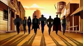 Justice League Western Theme