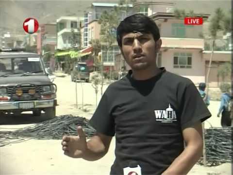 Afghanistan Dari Midday News 07.08.2015 خبرهای نیمه روزی