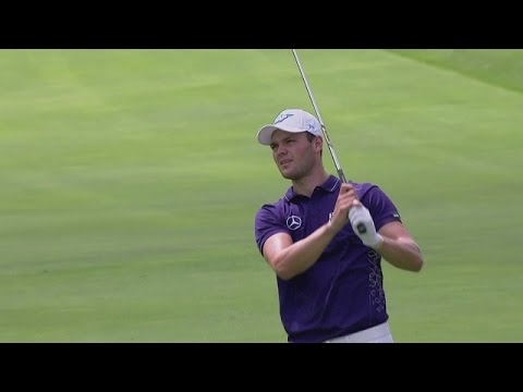 Martin Kaymer featured in LIVE@ Deutsche Bank highlights from the Final Round