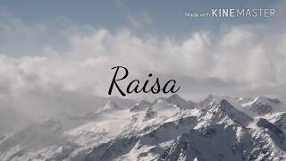 Download Lagu Raisa - Teduhnya Wanita (lyric video) Gratis STAFABAND