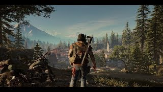 Days gone E3 Trailer Game Play PS4 || VIP tech
