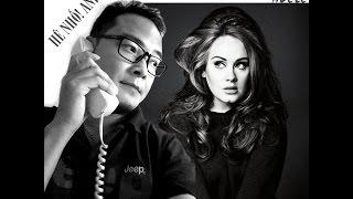 Hello - Adele (Rock acoustic cover: Tuan RC)