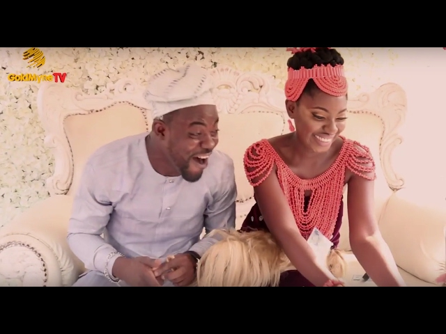 Traditional Wedding Ceremony of Yvonne Jegede and Olakunle Fawole (video)