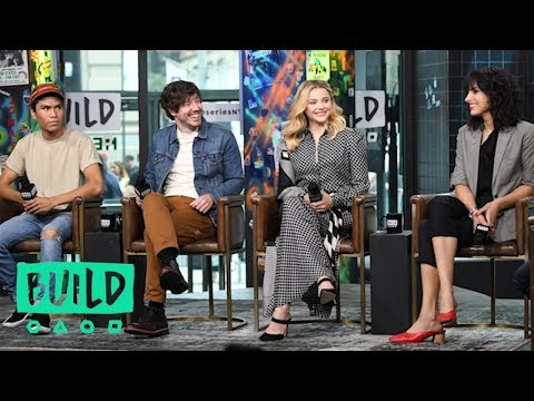 "Chloë Grace Moretz, Desiree Akhavan, John Gallagher Jr. & Forrest Goodluck Chat ""The Miseducation Of"