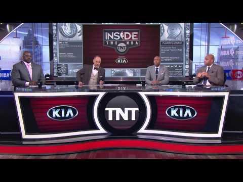Inside The NBA: Chris Paul's Injury