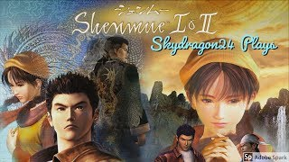 Shenmue 2 Livestream Learning The Four Wude Part 2