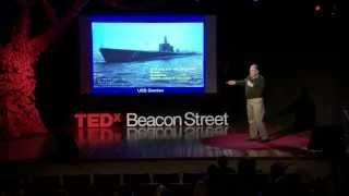 What REALLY Happened To The USS Grunion Submarine?: John Abele at TEDxBeaconStreet