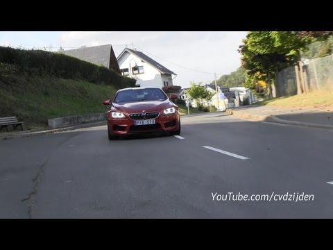 BMW M6 F12 - Sound!