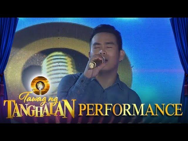 Tawag ng Tanghalan:  Ralph Kim Paguio vs Marco Adobas