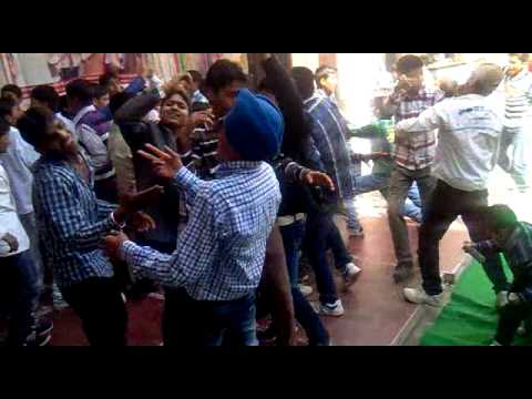 dance with teachers do ghut pila de sathiya(ferval party in...