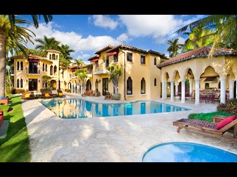 Luxury Villas And Homes Ideas