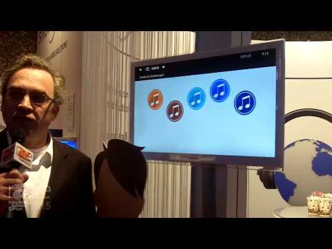 ISE 2015: Streamit Explains the Claudio In-Store Audio Platform
